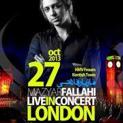Mazyar Fallahi Live In Concert In London
